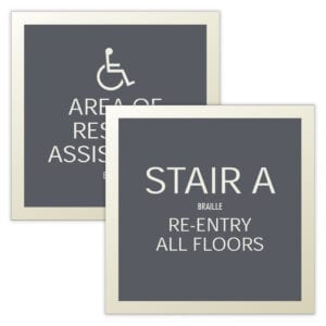 Elevator/Stair Signs