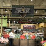 Retail Store Signage and POP kits for super bowl visual decor for Hannaford from top premier sign company specializing in ADA guidelines.