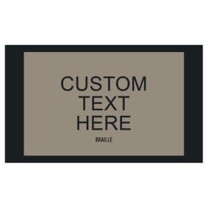 Custom Interior signage, ADA Compliant Signs, Hotel Signs, Wayfinding signage